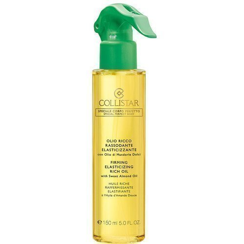 Collistar Firming Elasticizing Rich Oil with Sweet Almond Oil