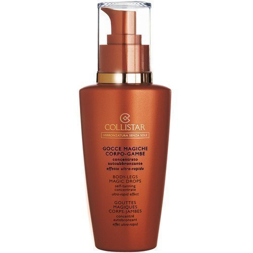 Collistar Magic Drops for Body & Legs Self Tanning Concentrate