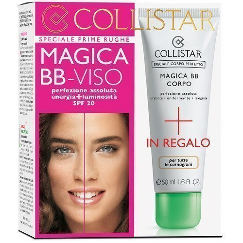 Collistar Magica BB for Face & Body Kit Light-Medium