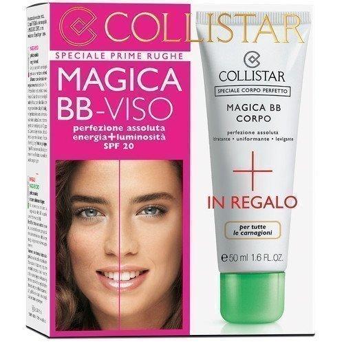 Collistar Magica BB for Face & Body Kit Light-Medium