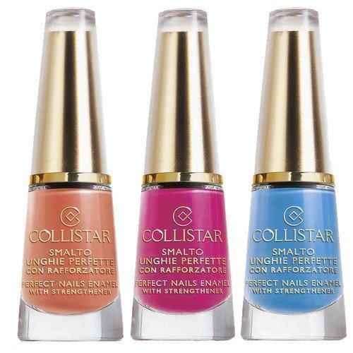Collistar Perfect Nails Enamel 61 Mandarin Lacquer