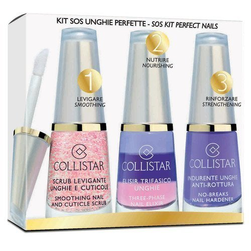 Collistar SOS Kit Perfect Nails