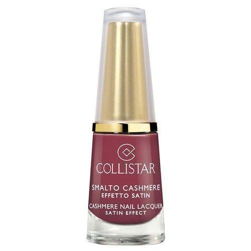 Collistar Satin Effect Cashmere Nail Lacquer 658 Marsala Satin