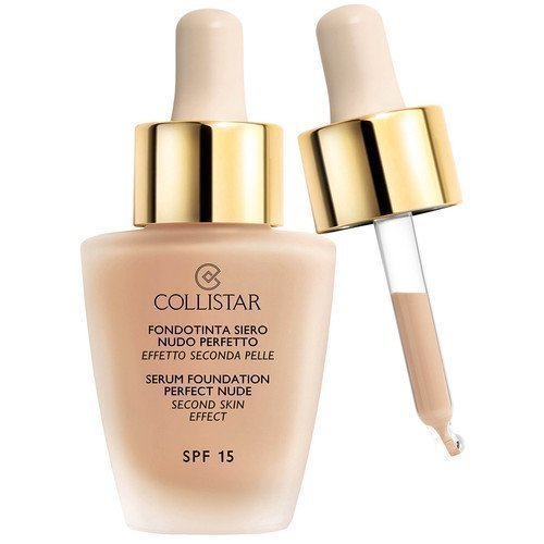 Collistar Serum Foundation Perfect Nude 0 Cameo