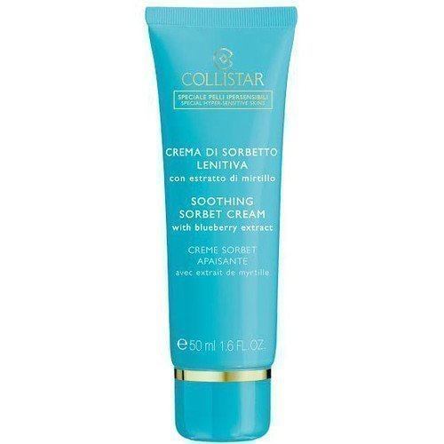 Collistar Soothing Sorbet Cream With Blueberry Extracts