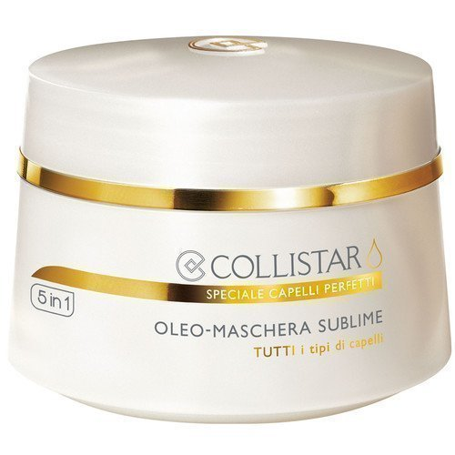 Collistar Sublime Oil-Mask 5-in-1 For All Hair Types