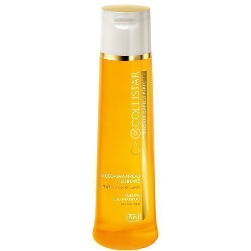 Collistar Sublime Oil-Shampoo 5-in-1 For All Hair Types