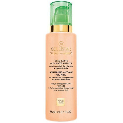 Collistar Ti Amo Italia Nourishing Anti-Age Oil-Milk