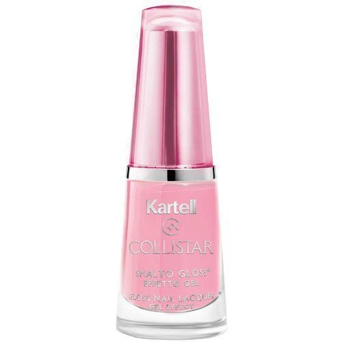 Collistar Transparency Gloss Nail Lacquer 515 Rosa Victoria