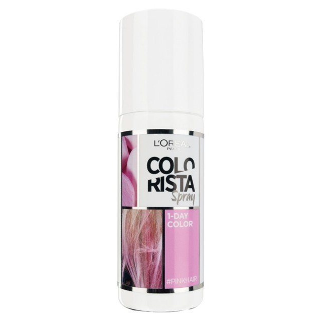 Colorista Spray Pinkhair