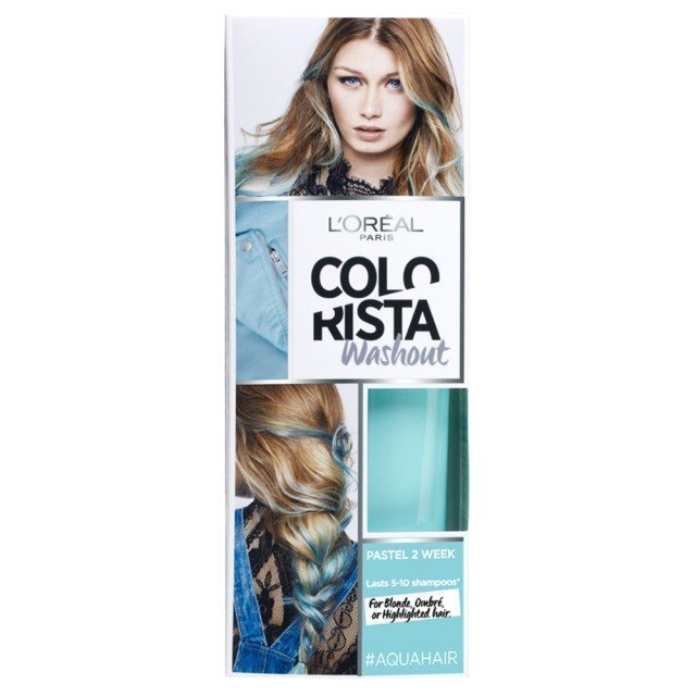 Colorista Washout Aquahair