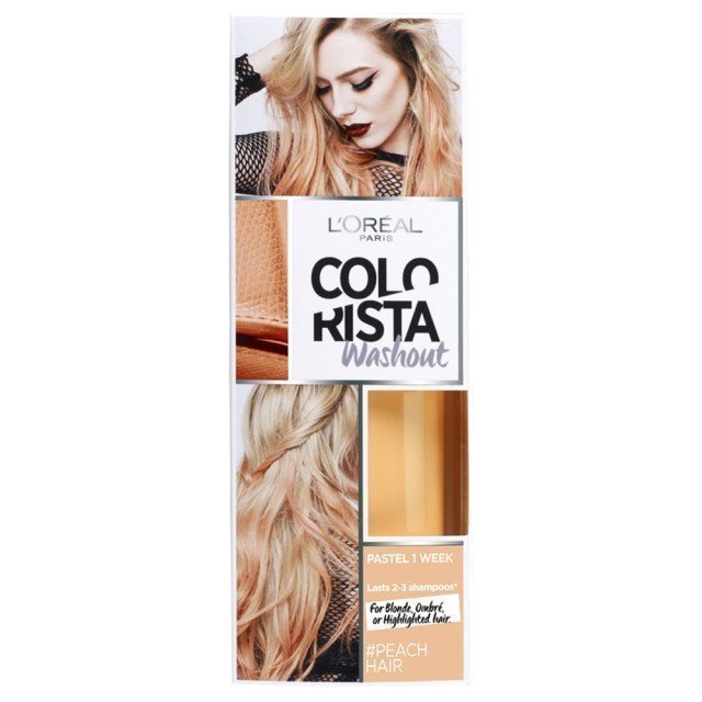 Colorista Washout Peachhair