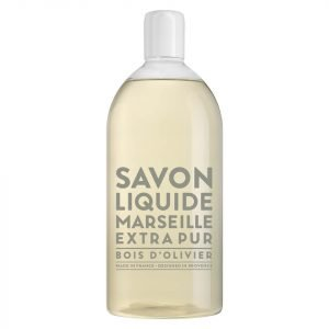 Compagnie De Provence Liquid Marseille Soap 1l Refill Olive Wood