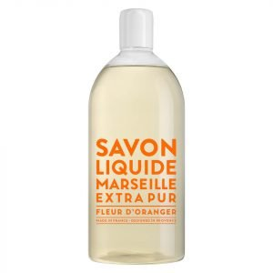 Compagnie De Provence Liquid Marseille Soap 1l Refill Orange Blossom