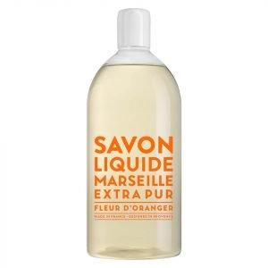 Compagnie De Provence Liquid Marseille Soap 1l Refill Orange Blossom