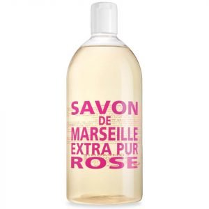 Compagnie De Provence Liquid Marseille Soap 1l Refill Wild Rose