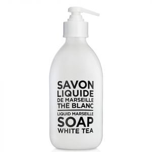 Compagnie De Provence Liquid Marseille Soap 300 Ml White Tea