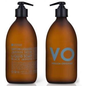 Compagnie De Provence Liquid Marseille Soap 500 Ml Black Jasmine