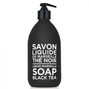 Compagnie De Provence Liquid Marseille Soap 500 Ml Black Tea