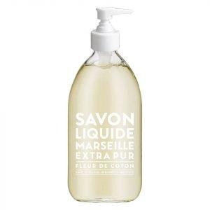 Compagnie De Provence Liquid Marseille Soap 500 Ml Cotton Flower