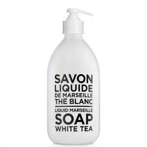 Compagnie De Provence Liquid Marseille Soap 500 Ml White Tea