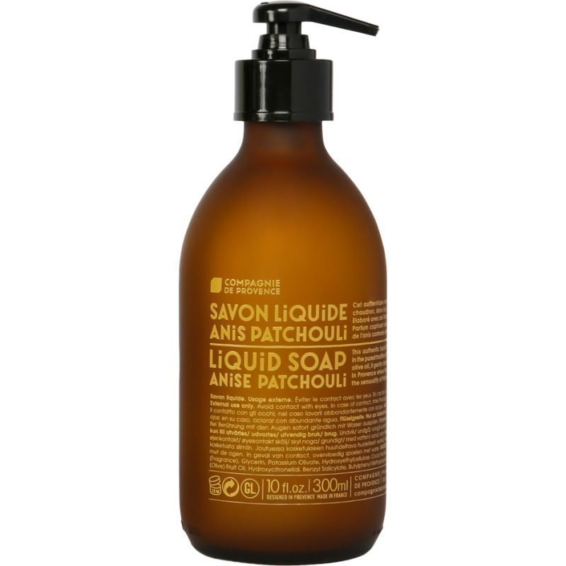Compagnie de Provence Anise Patchouli Liquid Soap With Olive Oil 300ml