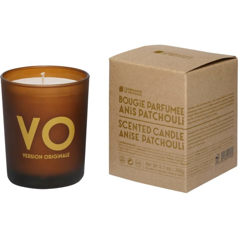 Compagnie de Provence Anise Patchouli Scented Candle 200g