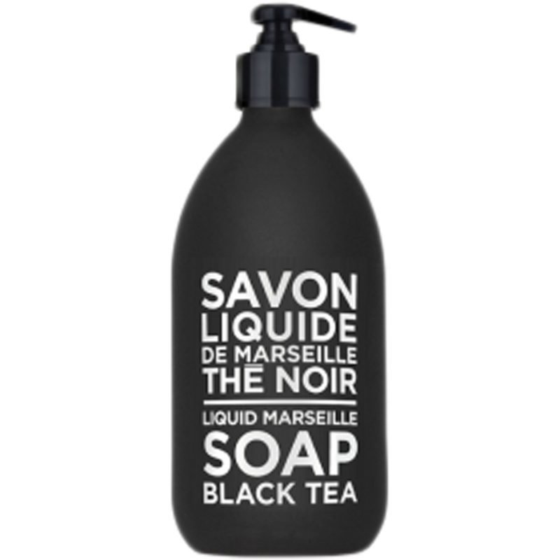 Compagnie de Provence Black Tea Liquid Soap 500ml