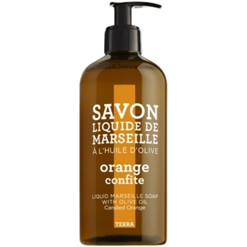 Compagnie de Provence Candied Orange Liquid Soap 500ml