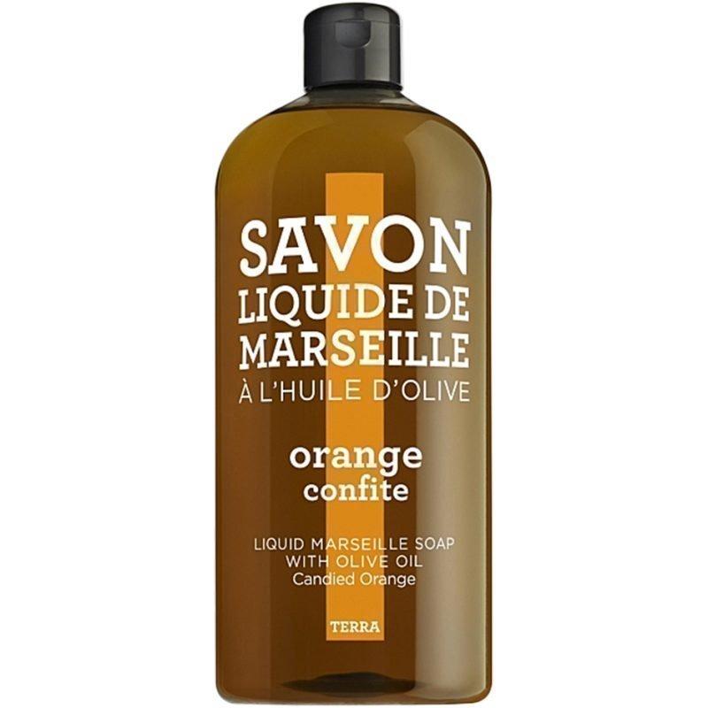 Compagnie de Provence Candied Orange Liquid Soap (Refill 1000ml)