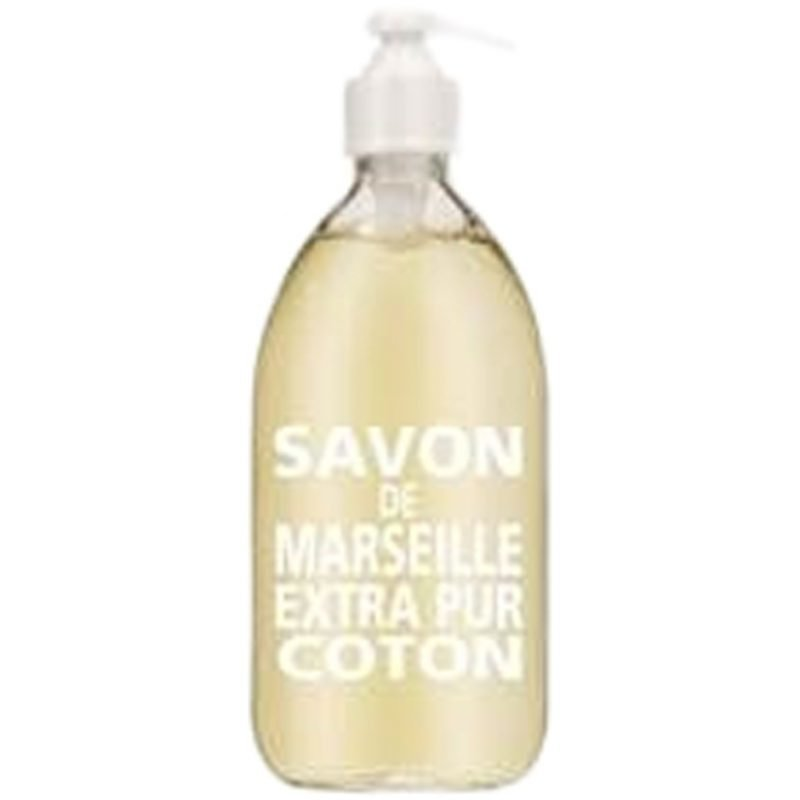 Compagnie de Provence Cotton Flower Liquid Soap 500ml