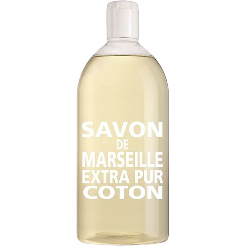 Compagnie de Provence Cotton Flower Liquid Soap (Refill 1000ml)