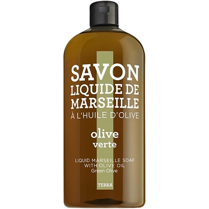 Compagnie de Provence Green Oilve Liquid Soap (Refill 1000ml)