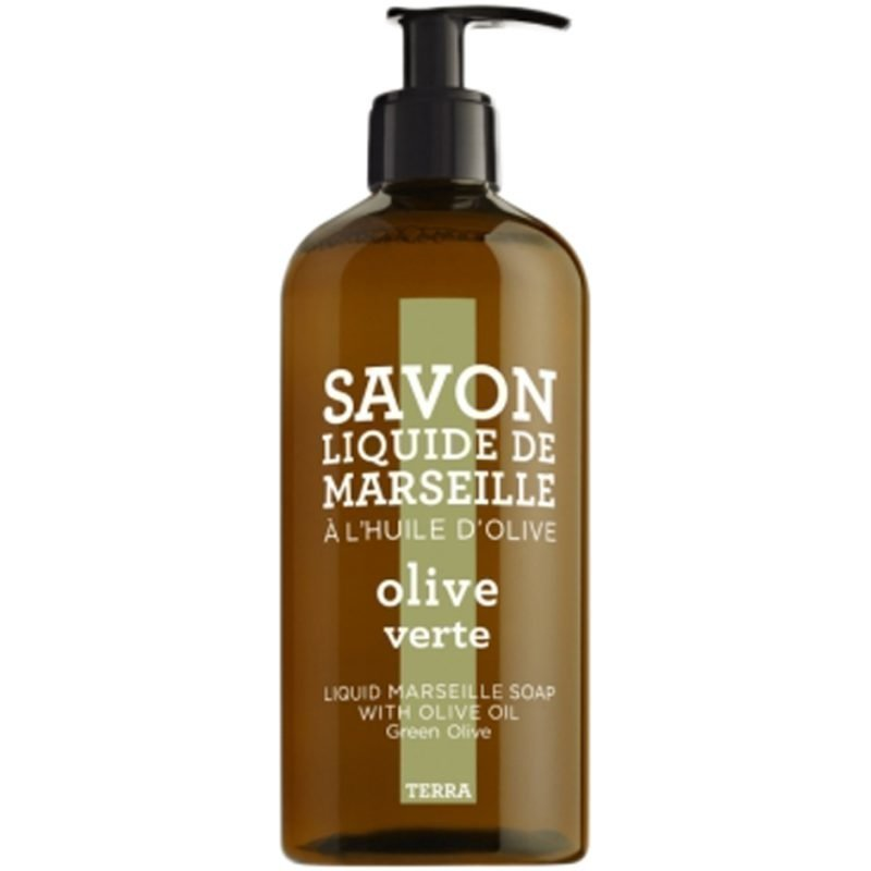 Compagnie de Provence Green Olive Liquid Soap 500ml