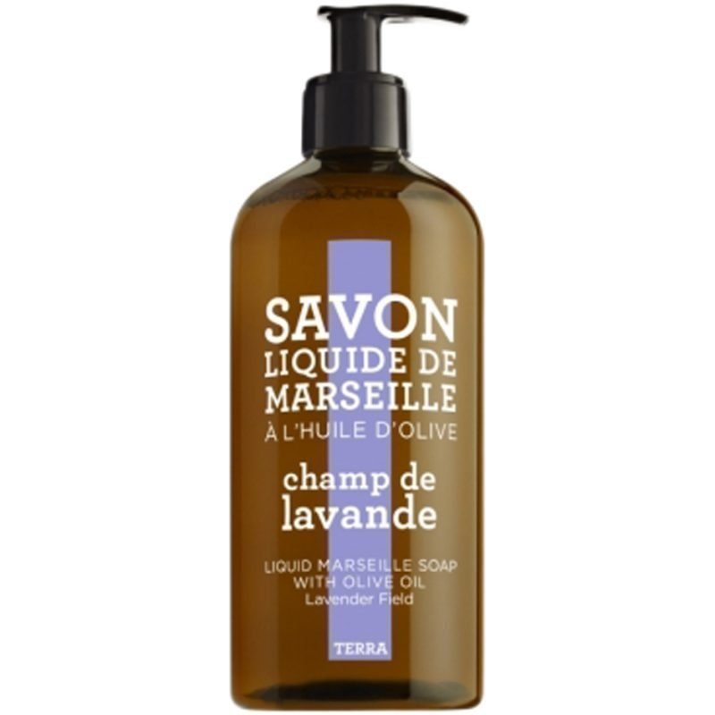 Compagnie de Provence Lavender Field Liquid Soap 500ml
