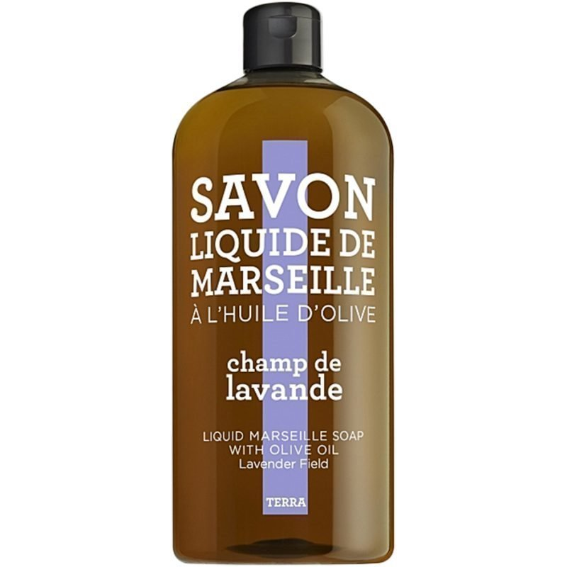 Compagnie de Provence Lavender Field Liquid Soap (Refill 1000ml)