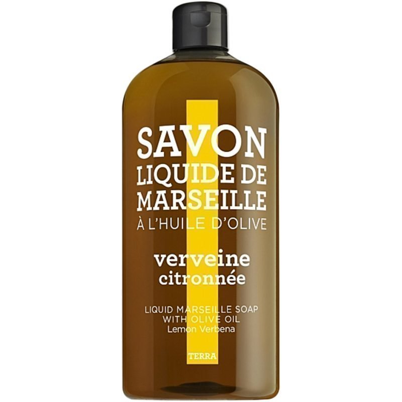 Compagnie de Provence Lemon Verbena Liquid Soap (Refill 1000ml)