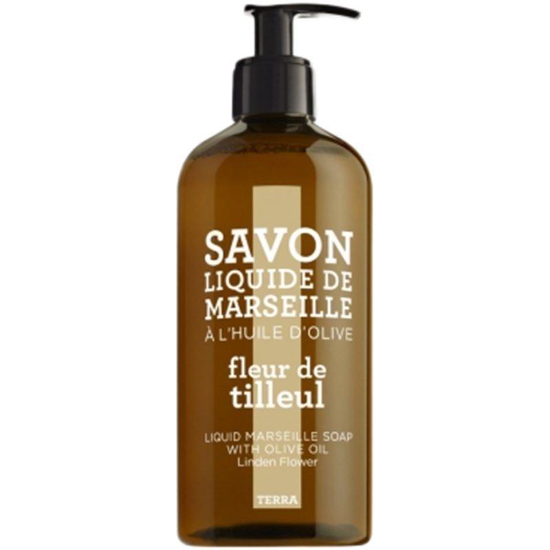 Compagnie de Provence Linden Flower Liquid Soap 500ml