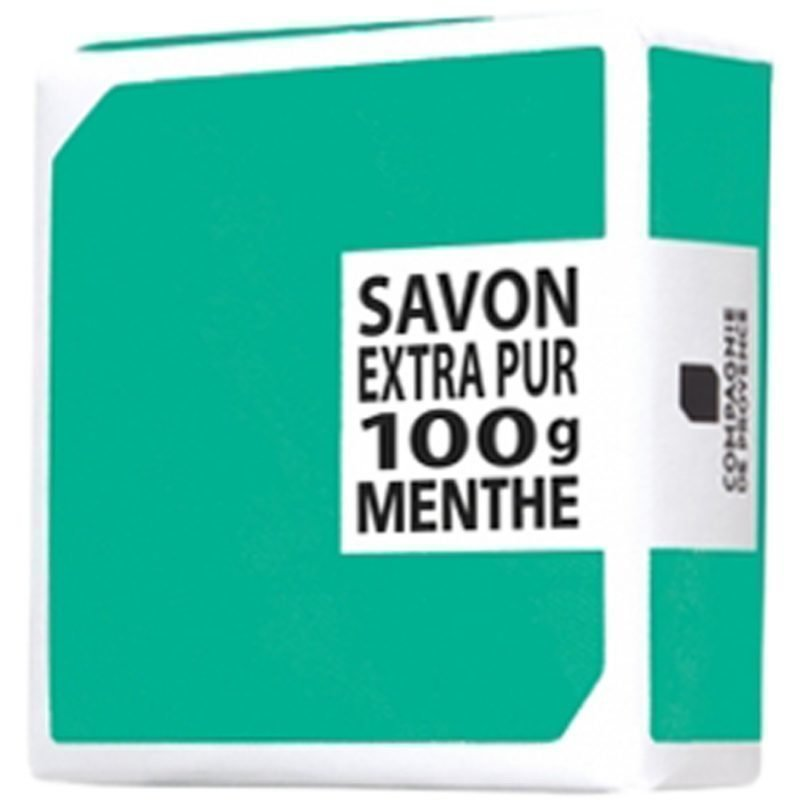 Compagnie de Provence Mint Soap 100g