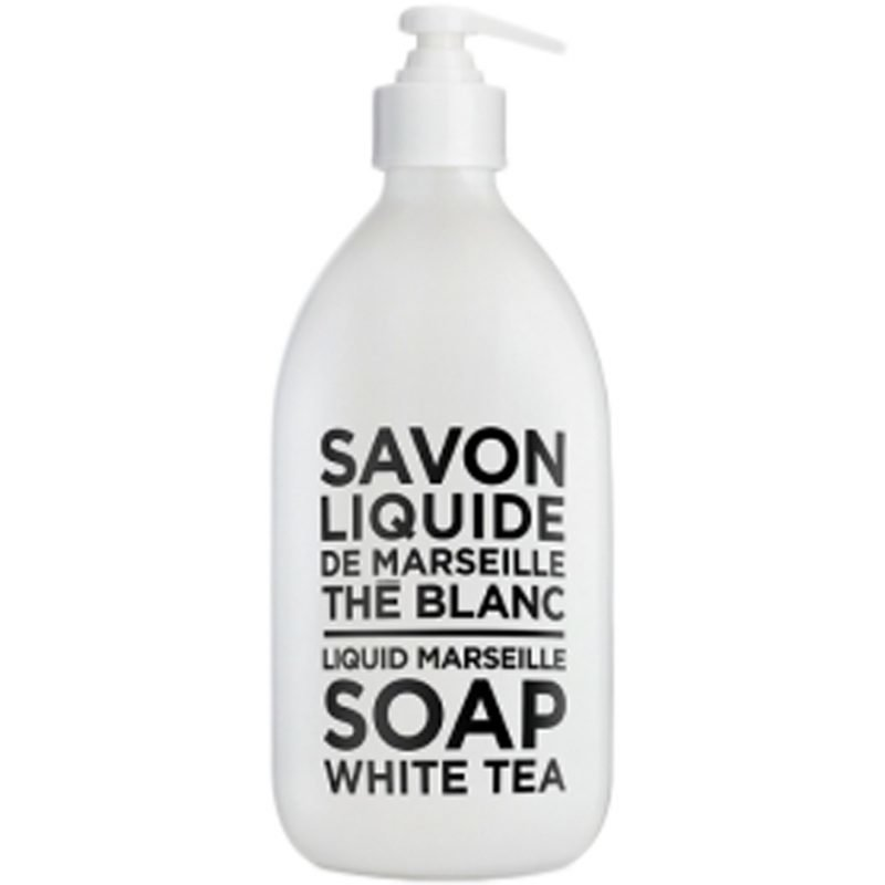 Compagnie de Provence White Tea Liquid Soap 500ml