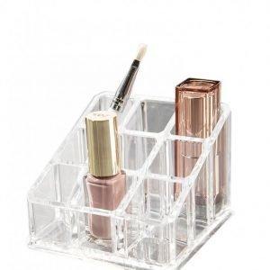Cosmetic Organizer Lipstick Holder Säilytysrasia