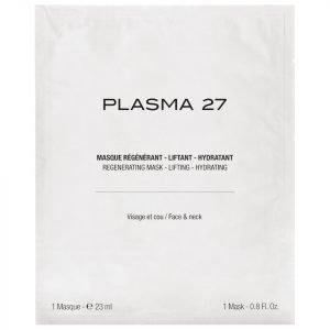 Cosmetics 27 By Me Skin Lab Plasma Sachet Mask 23 Ml