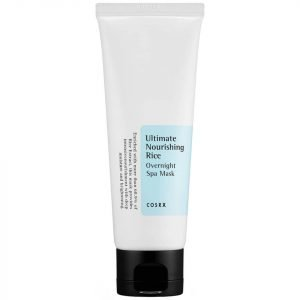 Cosrx Ultimate Nourishing Rice Overnight Spa Mask 110 G