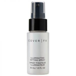 Cover Fx Illuminating Setting Spray Travel Size 30 Ml