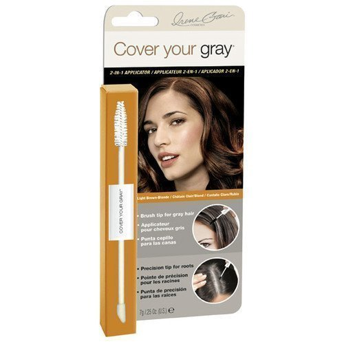 Cover Your Gray 2-in-1 Black