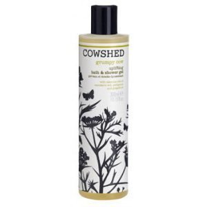 Cowshed Grumpy Cow Uplifting Bath & Shower Gel 300 Ml