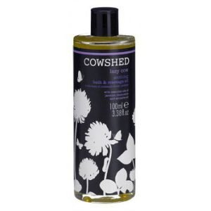 Cowshed Lazy Cow Soothing Bath & Massage Oil 100 Ml