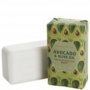 Crabtree & Evelyn Avocado & Olive Oil Triple-Milled Soap 158 G