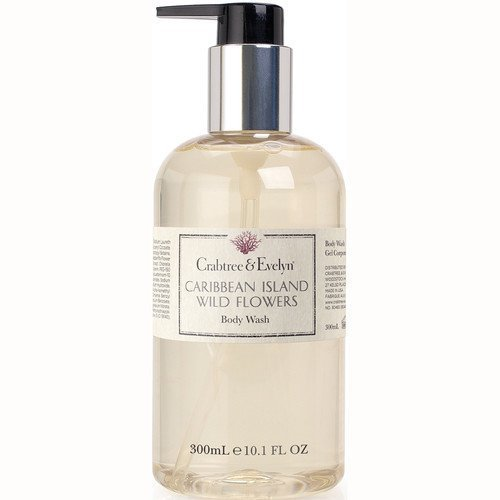 Crabtree & Evelyn Caribbean Island Wild Flower Body Wash