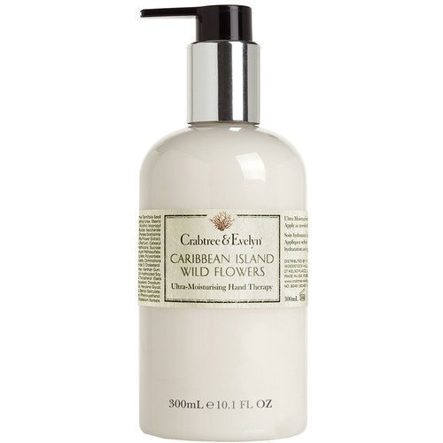 Crabtree & Evelyn Caribbean Island Wild Flowers Hand Therapy 100 g
